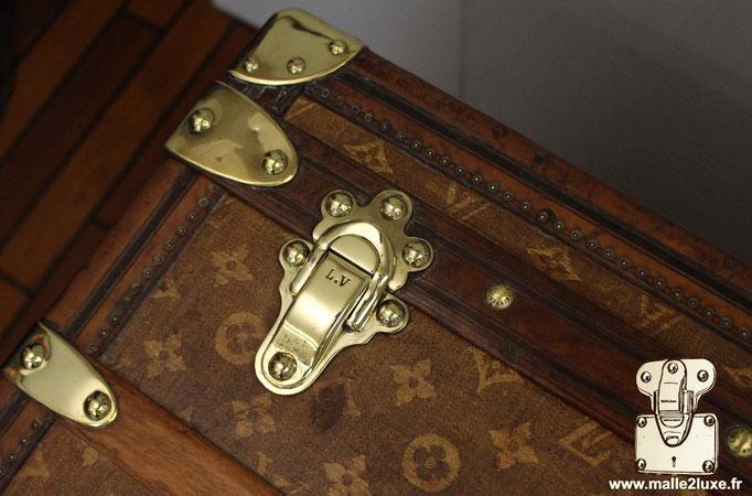 Malle courrier louis vuitton malle de luxe