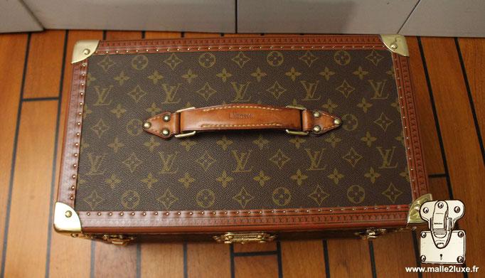 Vanity boite à bouteille Louis Vuitton poignée
