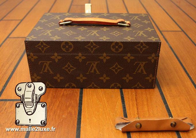 Boite a tout Louis Vuitton arrière box
