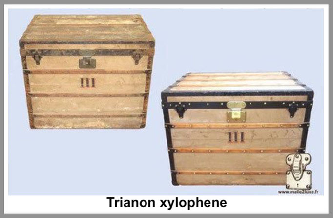 Trianon xylophene Malle Louis Vuitton