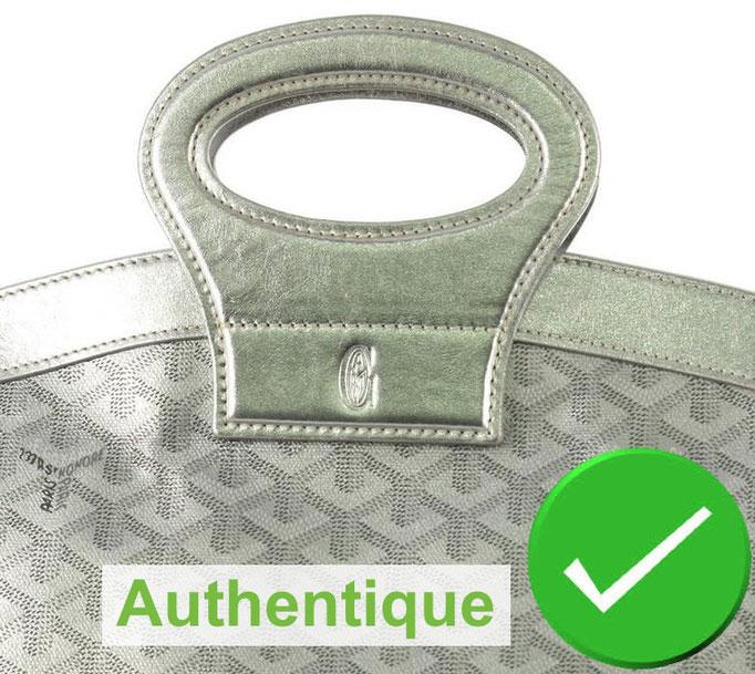 fake saint louis bag counterfeit goyard leather