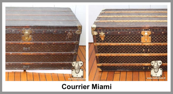 courrier Miami Malle Louis Vuitton