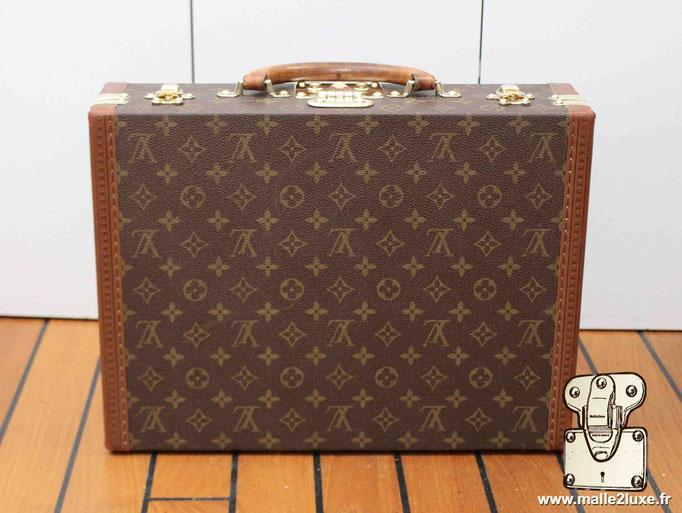 Despatch box Louis Vuitton valise face