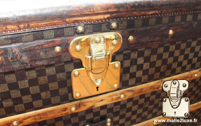 Louis Vuitton mail trunk perfect