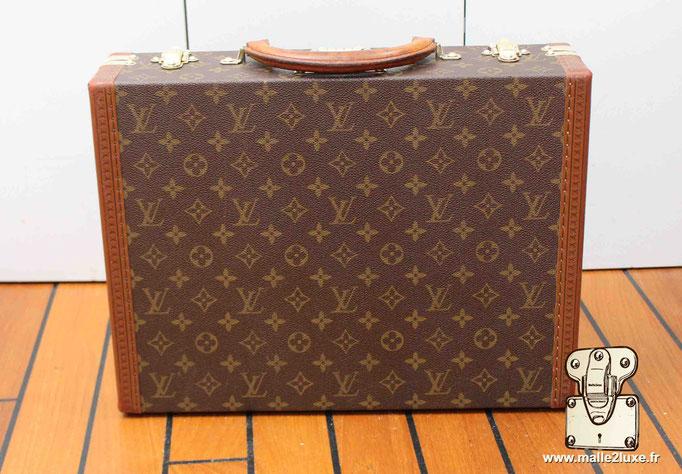 Despatch box Louis Vuitton valise monogram