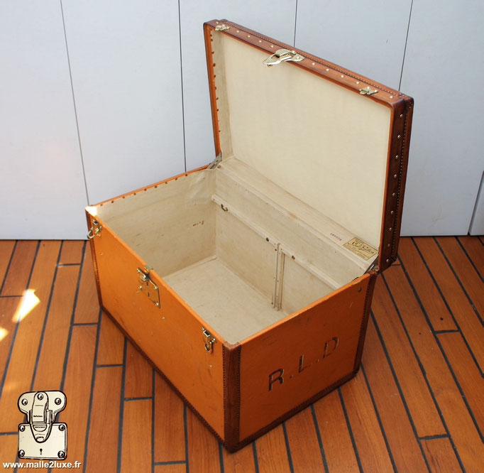Boite a chapeau Louis Vuitton 1912 collection trunk Malle