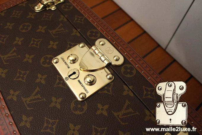 Vanity boite à bouteille Louis Vuitton serrure