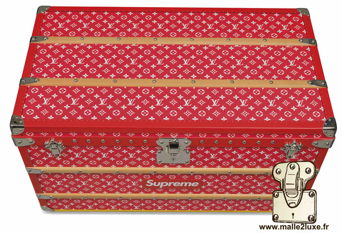 Most expensive Louis Vuitton supreme trunk amazing beautiful Christie's