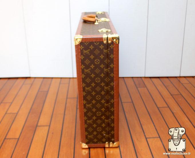 Valise bisten Louis Vuitton 80 coté