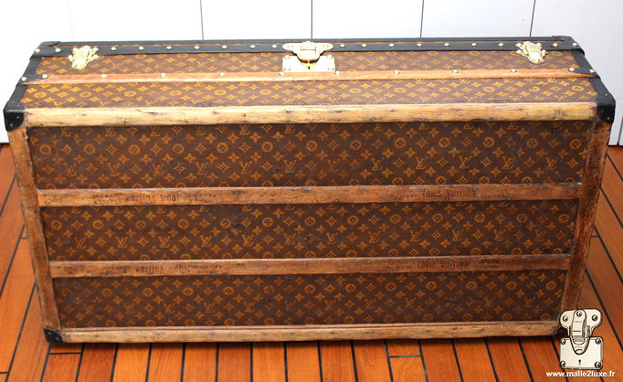 trunk steamer cabin louis vuitton