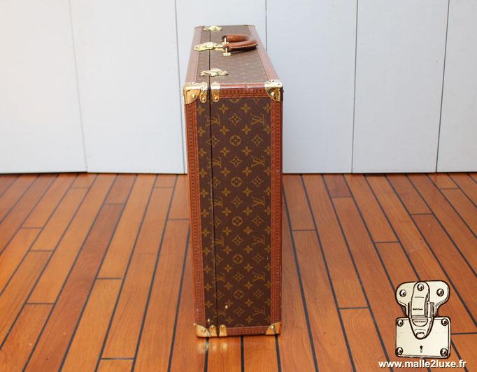 Valise vintage bisten Louis Vuitton 80 petit prix