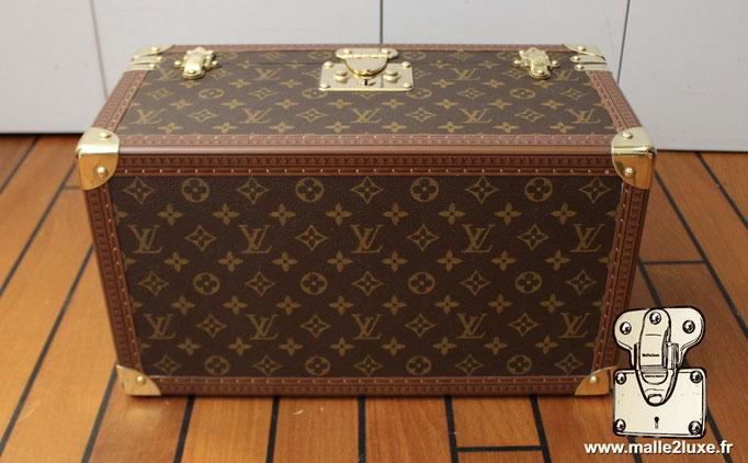 Vanity Louis Vuitton poignée parfaite superbe