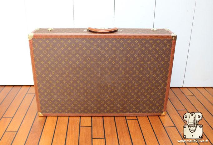 Valise vintage bisten Louis Vuitton 80 dessus