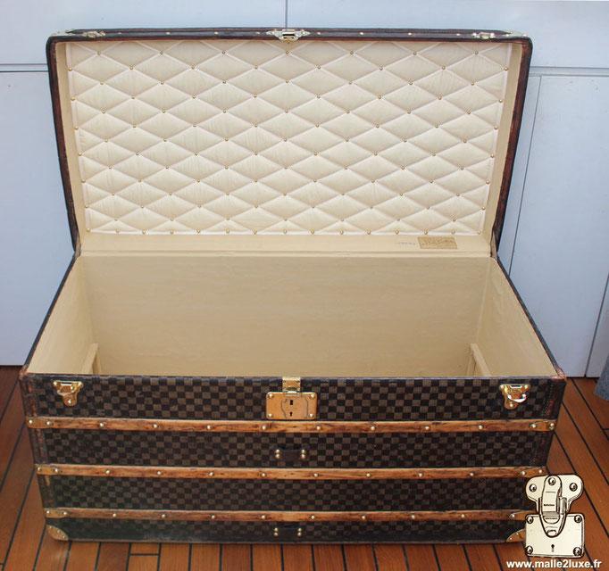 Louis Vuitton mail trunk vintage