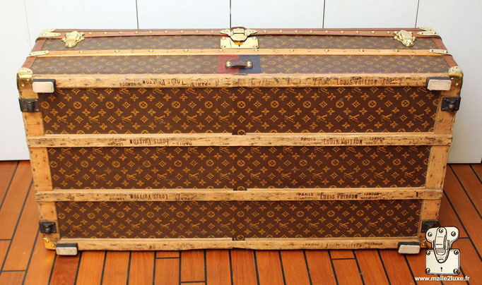 Malle cabine Louis Vuitton a vendre