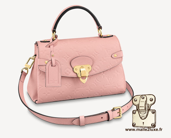 Sac Georges Vuitton rose