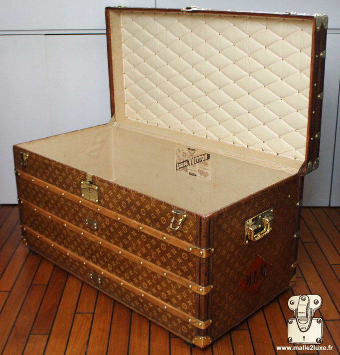Malle courrier louis vuitton collection