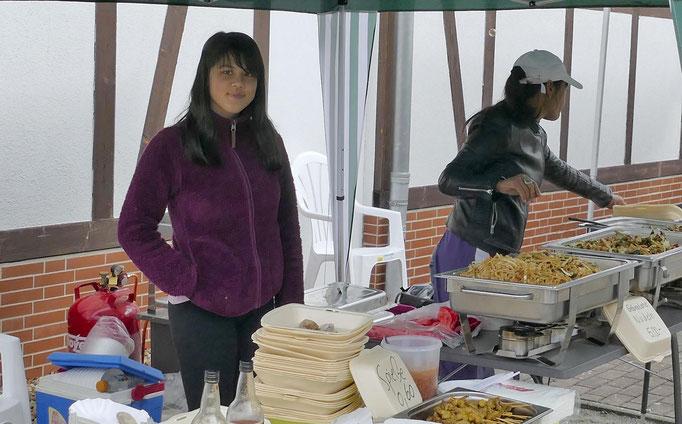 Pad Thai, ein Imbissgeschäft aus Bülstringen