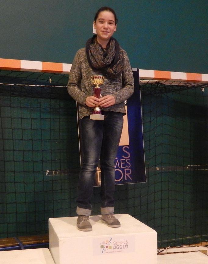 podium sabre dame