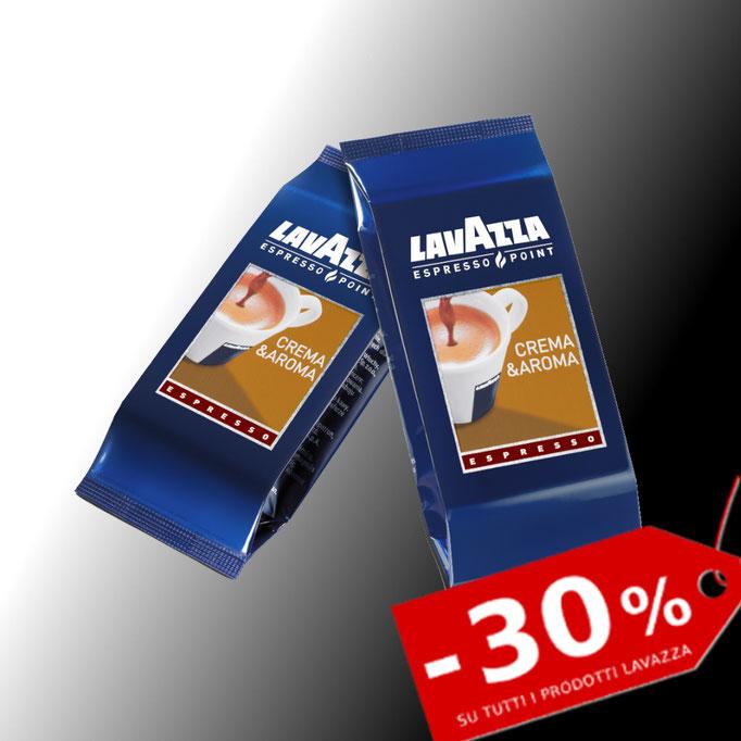 Sconto 30% Capsule Lavazza Espresso Point