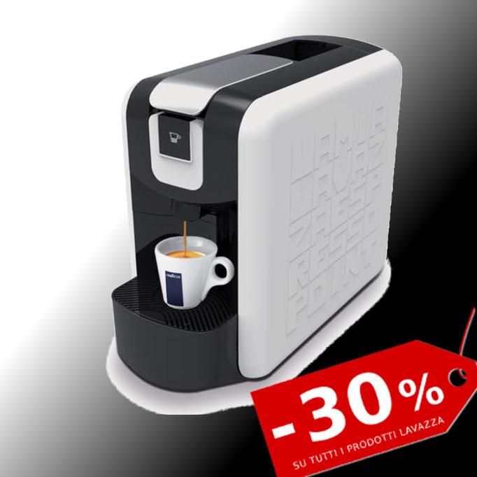 Sconto 30% Macchine del caffè