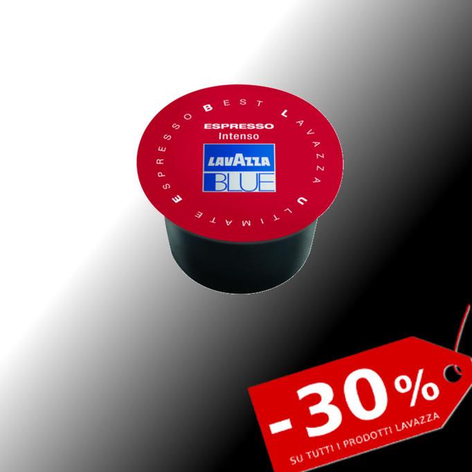 Sconto 30% Capsule Lavazza Blue