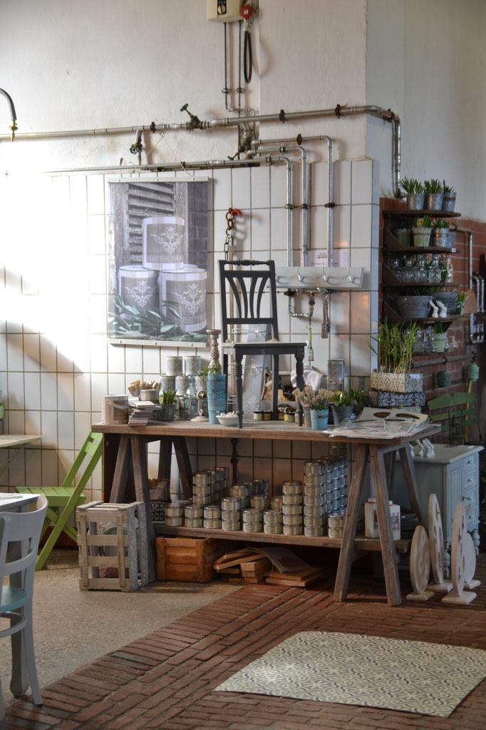 Painting the Past zu kaufen auf Märkten bei Barbara Enste