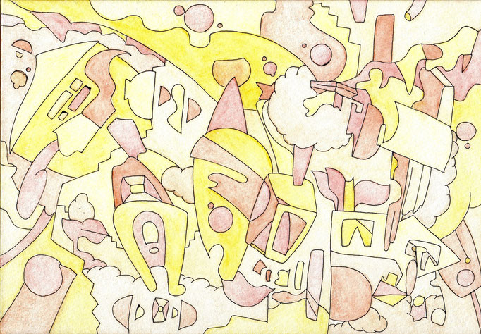 「yellow ranger」 2014.3(227mm×158mm)【SOLD OUT】