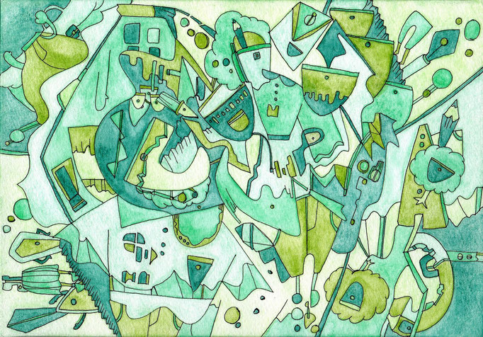 「green ranger」 2013.12(227mm×158mm)【SOLD OUT】