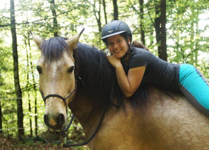 Horsemanship, Problempferde, Beritt, Knotenhalfter Reiten