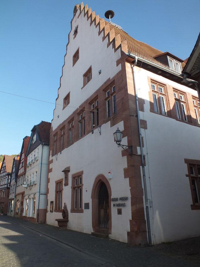Altes rathaus (Musuem)