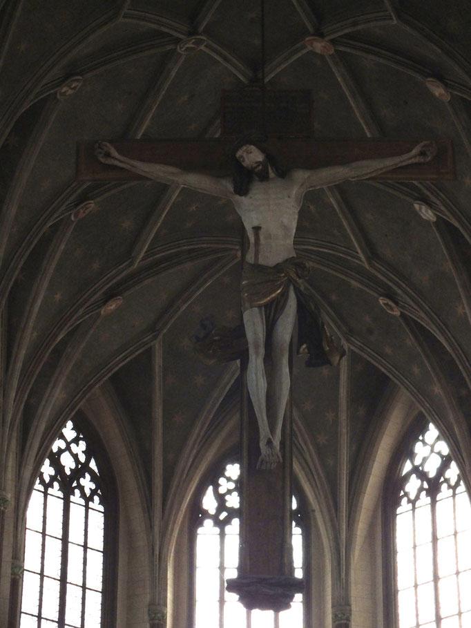 in der Stiftsbasilika St. Martin