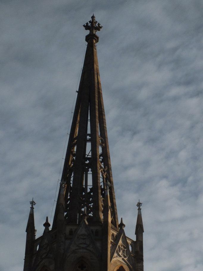 Turm der Schlosskirche