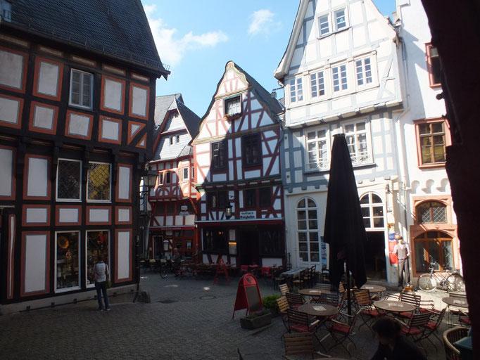 Platz in der Altstadt