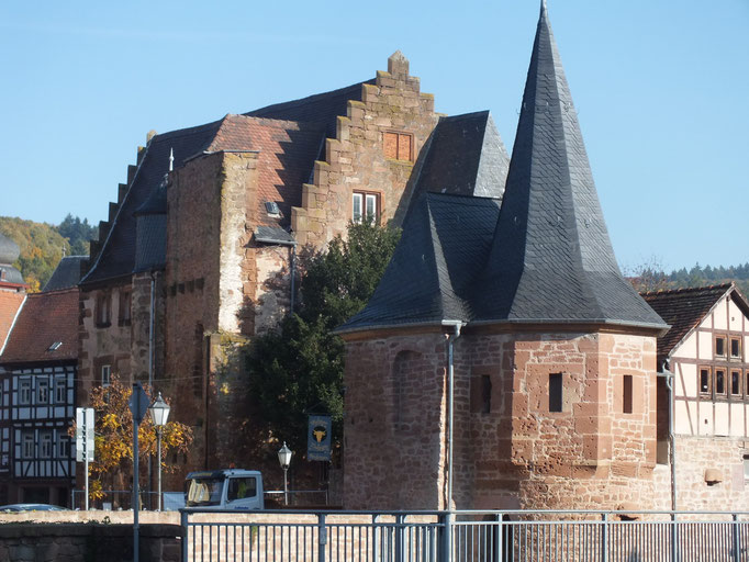 Schloss mit Schlosskapelle