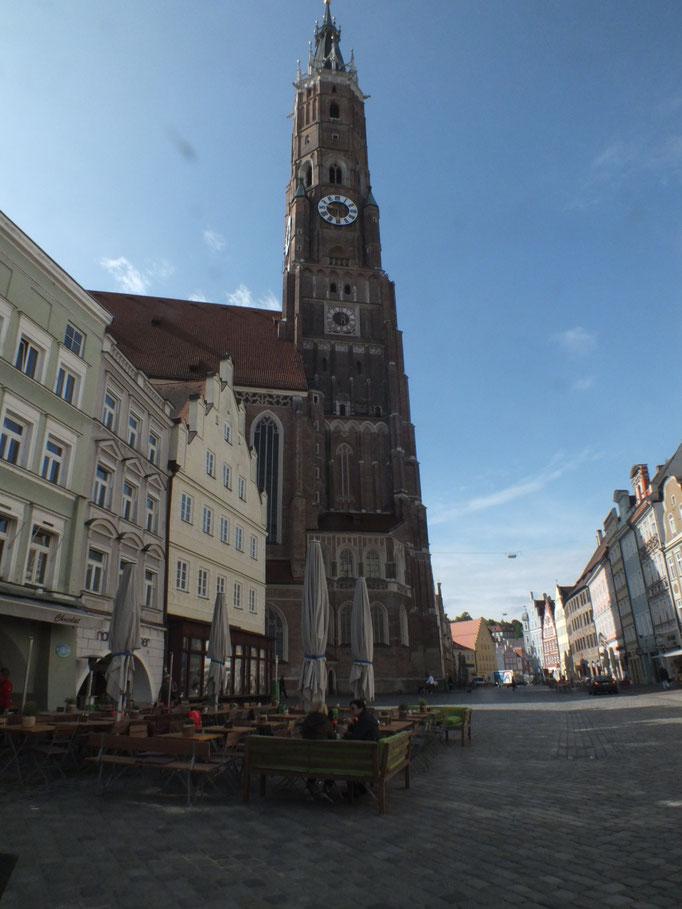 Altstadt mit Stiftsbasilika St. Martin
