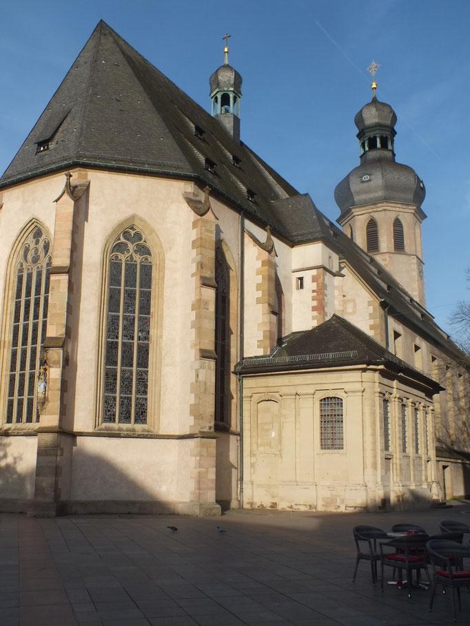 Stadtkirche (kath.), 1447