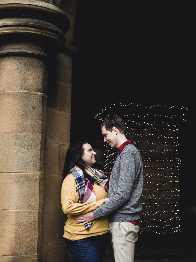 glasgow engagement photography
