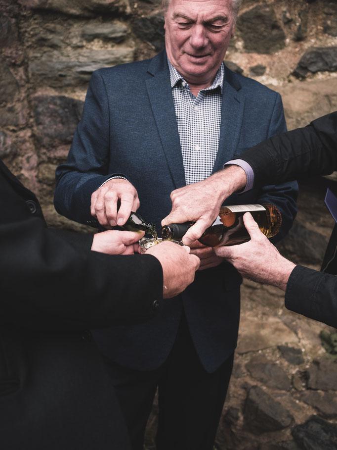 quaich ceremony edinburgh