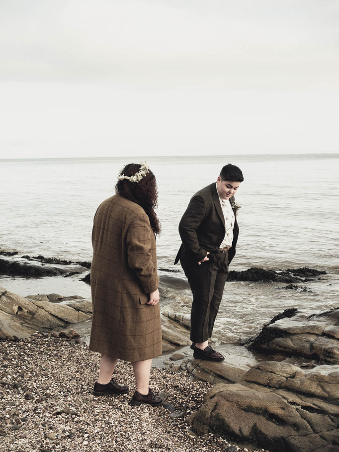 wedding photographer dumfries scotland