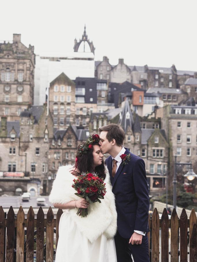 wedding covid edinburgh