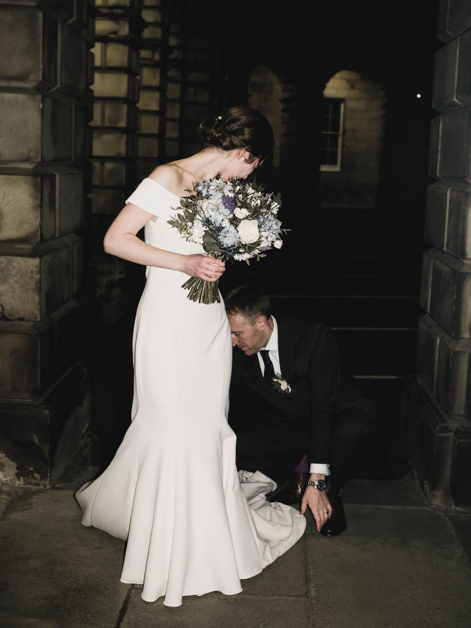 edinburgh wedding photography package