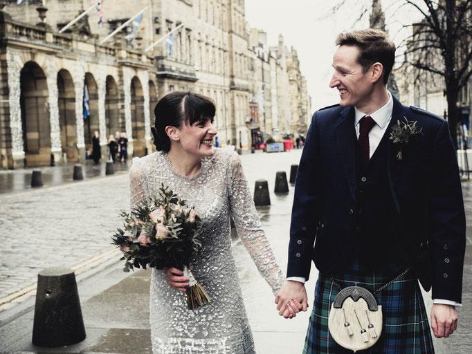edinburgh weddings reportage photography