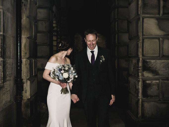 wedding reportage night photography scotland