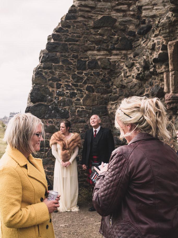 holyrood park wedding