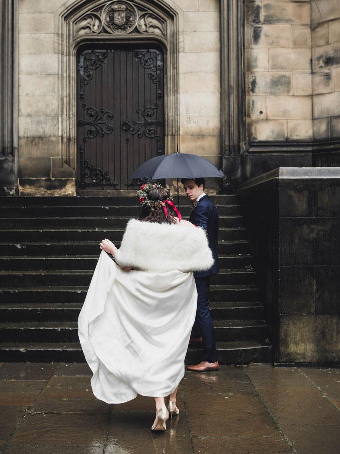 scotland wedding reportage