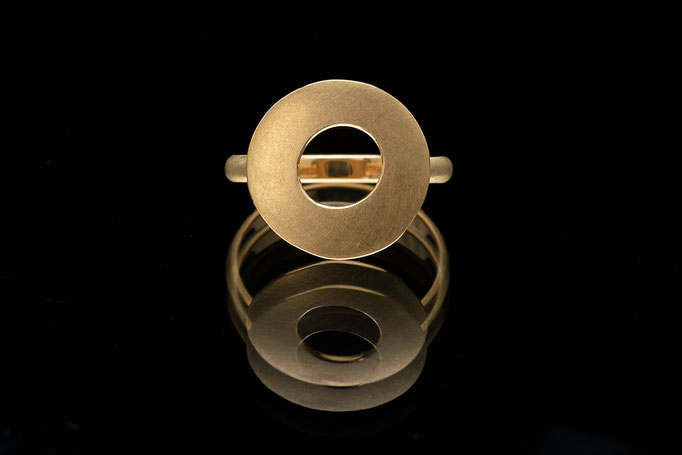 Produktnummer 6734  - 750/- Gelbgold