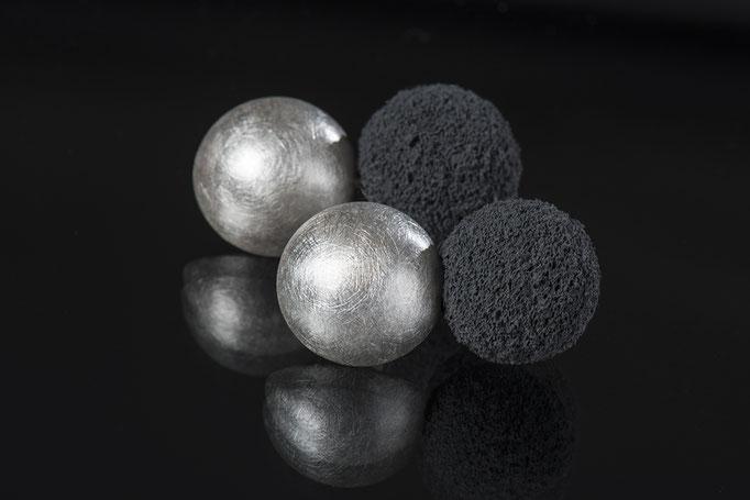 Artikelnummer 2125 - 925/- Silber, Gummi