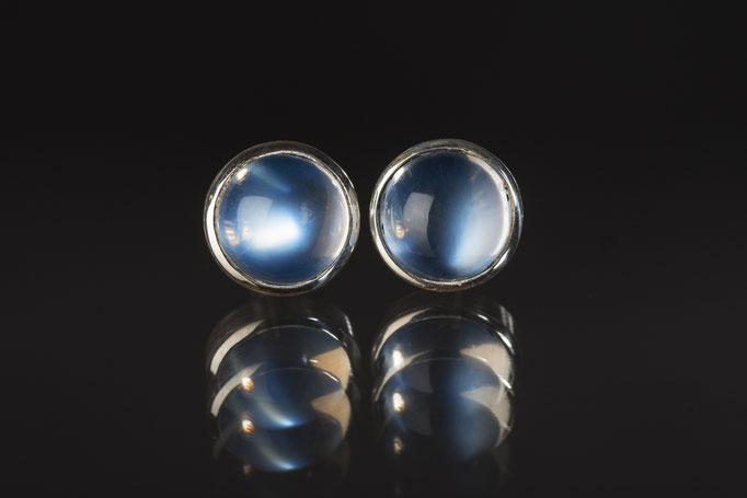 Artikelnummer 0332 - 925/- Silber, Mondsteine