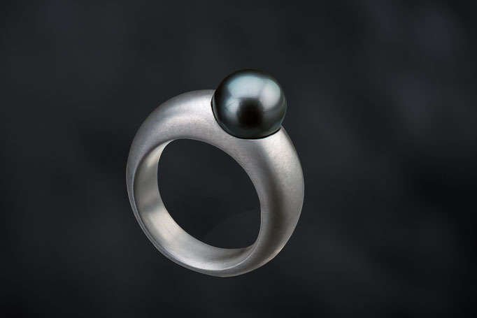 Produktnummer 6048  - Tahitiperle, 925/- Silber